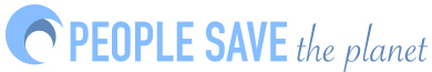 People Save The Planet Logo